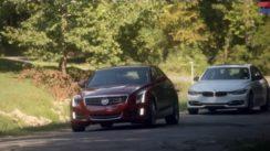 2013 Cadillac ATS 2.0T vs 2013 BMW 328i Comparison