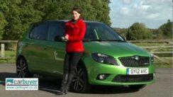 Skoda Fabia vRS Hatchback Car Review