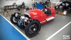 Morgan Motor Cars Factory Tour Video