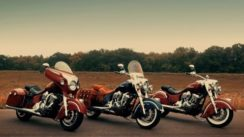 New Indian Chief Motorcycle Commercial