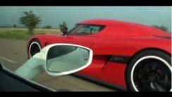 Koenigsegg Agera R vs Ferrari 458 Italia Street Racing
