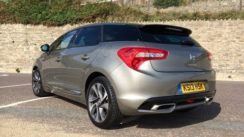 2013 Citroen DS5 DSPORT HDi 160 Car Review