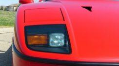 The Iconic Ferrari F40: Enzo's last Ferrari Driven & Revealed