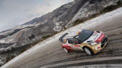 Citroën WRC Rally Monte-Carlo