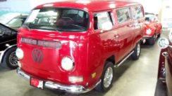 1970 Volkswagen Bus Chopped Top Quick Look