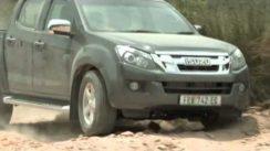 Isuzu KB Off-Road Footage