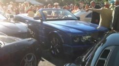 $1.1 Million Dollar Car Crash