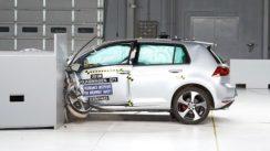 2015 Volkswagen GTI Crash Test Video
