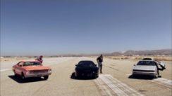 Hollywood Cars: DeLorean vs KITT vs General Lee