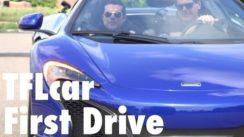 2015 McLaren 650S Test Drive Review Video