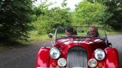 Morgan 4/4 Sports Car Test Drive