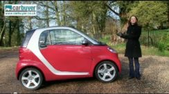 Smart Fortwo Hatchback Review Video
