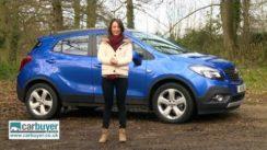 Vauxhall Mokka SUV Review Video