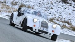 Morgan Plus 8 Road Test
