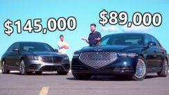 2020 Genesis G90 vs Mercedes S-Class: Bargain vs Legendary