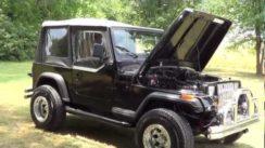 1994 Jeep Wrangler Video Tour