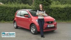 SEAT Mii Hatchback Review Video