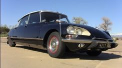Is the 1969 Citroen DS 21 the most beautiful car of all-time?