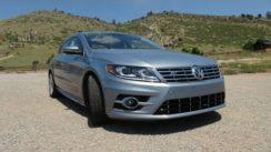 2013 Volkswagen CC R-Line 0-60 MPH Test & Review