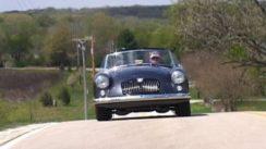 MGA V8 Test Drive Video