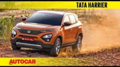 Tata Harrier SUV Review & Test Drive