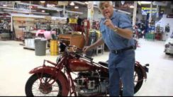 Jay Leno's 1933 Indian Motorcycle