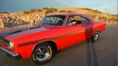 1970 Plymouth GTX 440-6 Pack Video