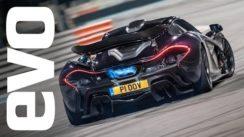 McLaren P1: Flames, Drifts & an Unforgettable Noise