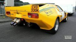 De Tomaso Pantera Race Car with Amazing Sound!