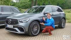 The Mercedes-AMG GLC63 S Does it All!