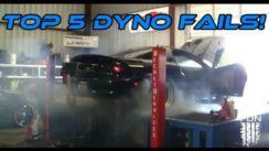 Top 5 Worst Dyno Fails Compilation!