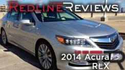 2014 Acura RLX Car Review Video