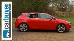 2013 Opel / Vauxhall Astra Hatchback Review