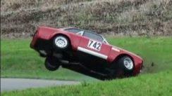 Classic Alfa Romeo Crashes!