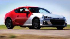 Scion FRS (GT86) vs Subaru BRZ Track Test Video