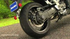 2012 Moto Guzzi Griso 8V SE Review