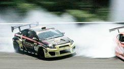 Drifting a Scion tC