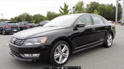 2012 Volkswagen Passat SEL TDI In-Depth Review