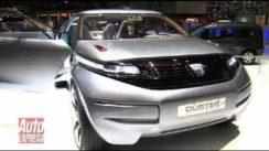 Dacia Concept Car at Geneva Auto Show