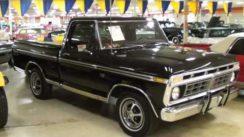 1976 Ford F100 XLT Ranger Pickup Truck Restored Classic