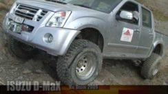 ISUZU D-MAX Pickup 4WD 3.0 TD Off-Road