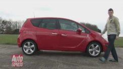 Vauxhall Meriva Car Review Video