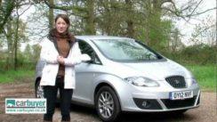 SEAT Altea MPV Review Video