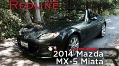 Car Review: 2014 Mazda MX-5 Miata