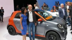 Smart Car at Berlin Motor Show 2014 – New Fortwo & Forfour
