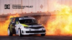Insane Subaru Drifting Stunts