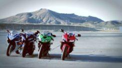 Supersport Track Shootout Honda vs Kawasaki vs Yamaha vs Suzuki