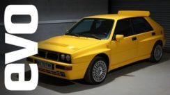 Lancia Delta Integrale Review