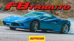 Ferrari F8 Tributo Review – A Ferocious 710 Horsepower Supercar