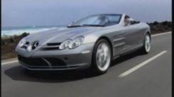 Mercedes-Benz SLR Supercar Test